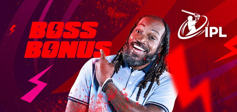 Unbeatable Boss Bonus