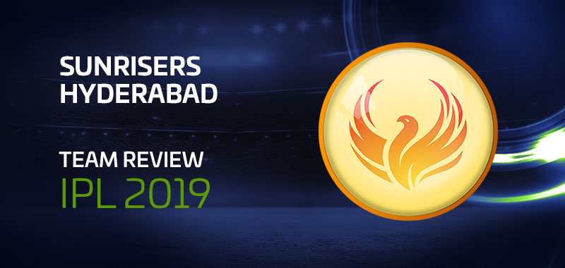 Sunrisers Hyderabad IPL 2019 Preview