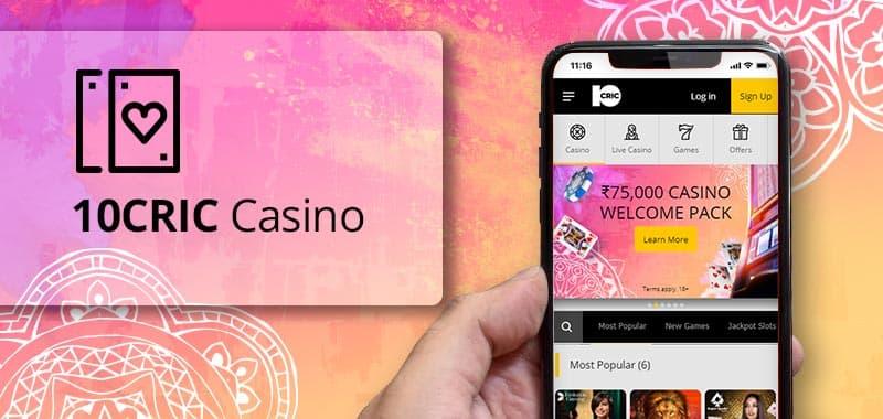 10CRIC Mobile Casino