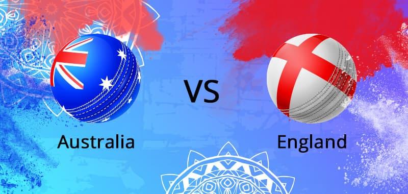 AUS vs ENG Cricket Match