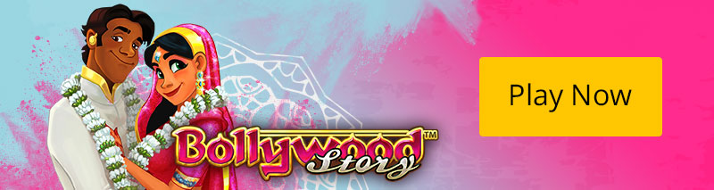 Bollywood Story Slot Casino Game