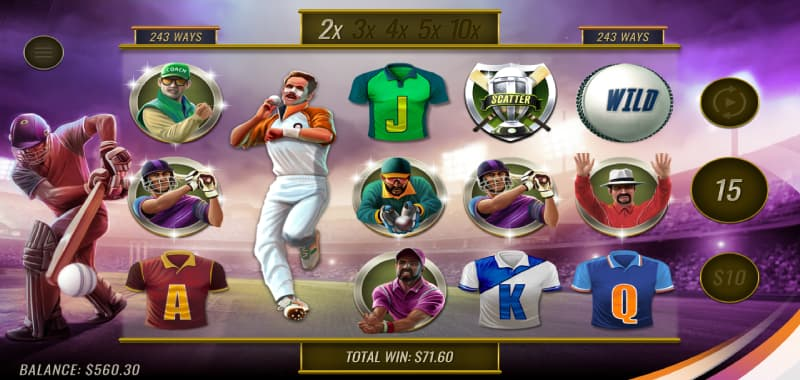 Cricket Kings Game Online