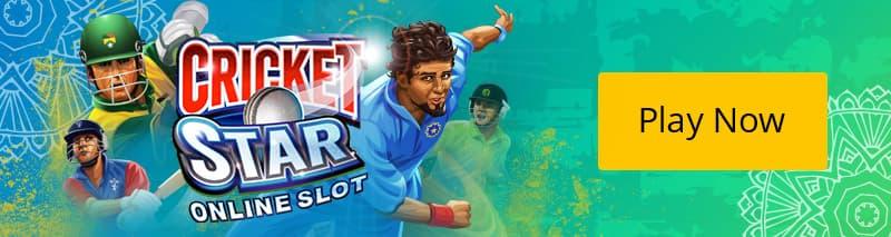 Play Cricket Star Slot India