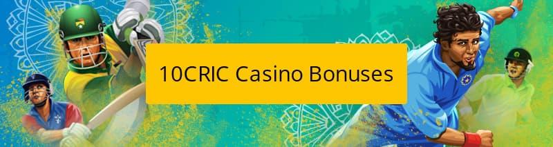 10CRIC Slot Bonus