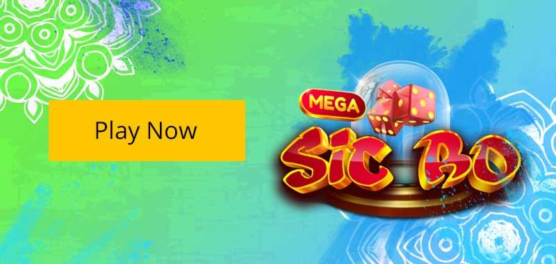 Mega Sic Bo online
