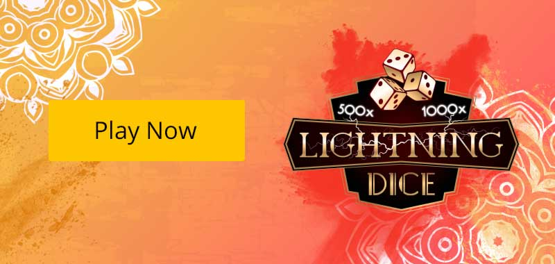 Lightning Dice online game
