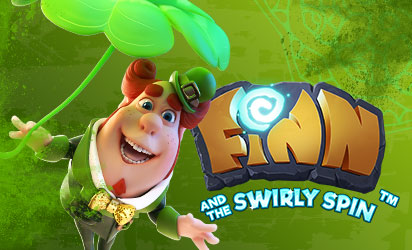 Finn and the Swirly Spin Slot Game Online