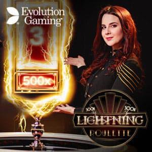Play Lightning Roulette