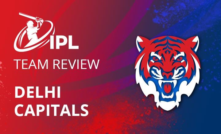 दिल्ली कैपिटल्स डीसी - आईपीएल 202
