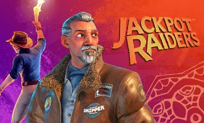Jackpot Raiders Slot Casino Game