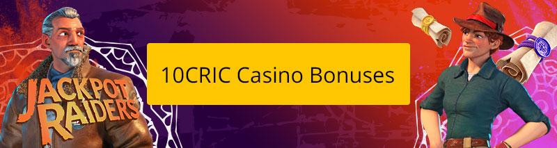 Slot casino Bonuses
