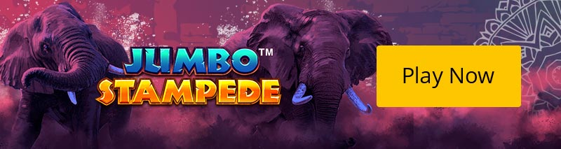 Jumbo Stampede casino slot game