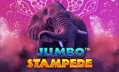 Jumbo Stampede casino slot game