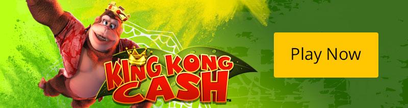 King Kong Cash Slot Casino Game