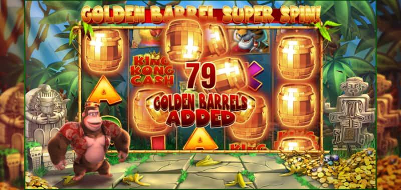 King Kong Cash Game