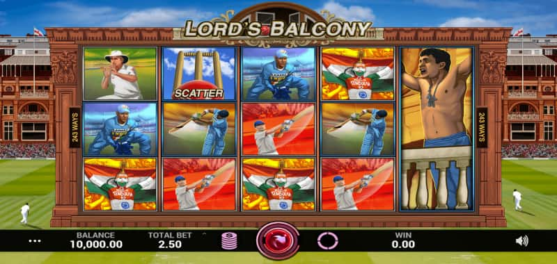 Lord`s Balcony Online Slot Game