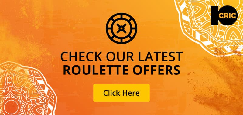 Latest Roulette Promotions
