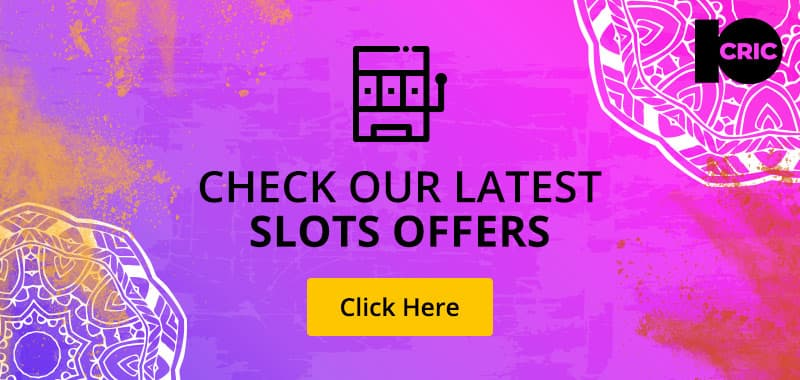 Latest Slots Offers