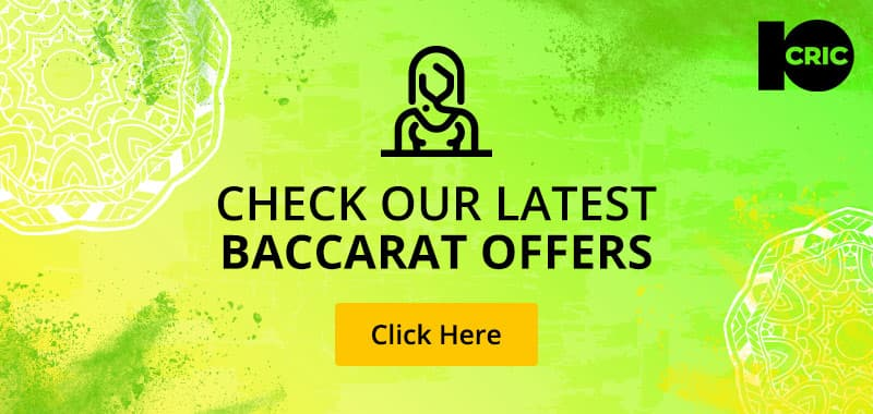 Latest Baccarat Offers