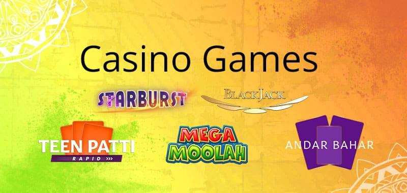 Casino Bitcoin Games