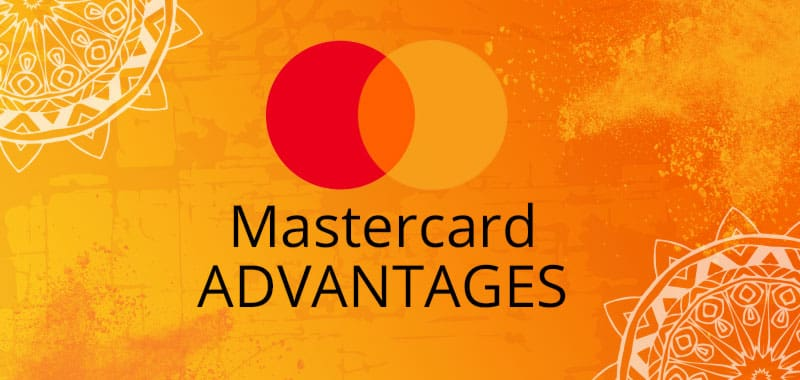 Mastercard benefits in India