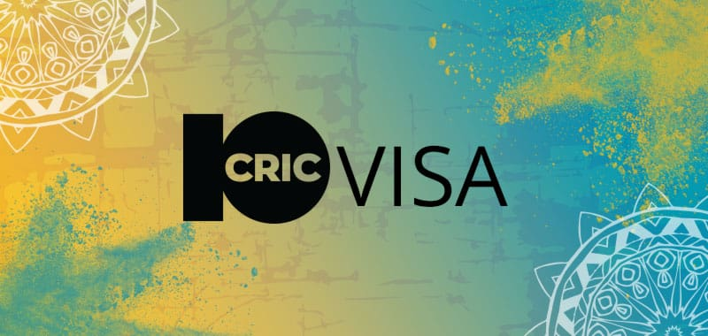 10CRIC Visa Betting