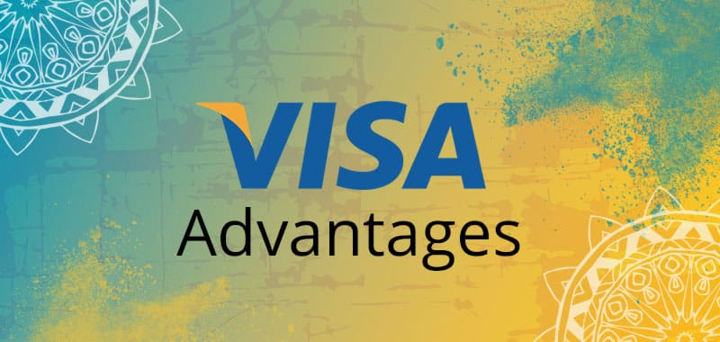 Visa card betting advantages