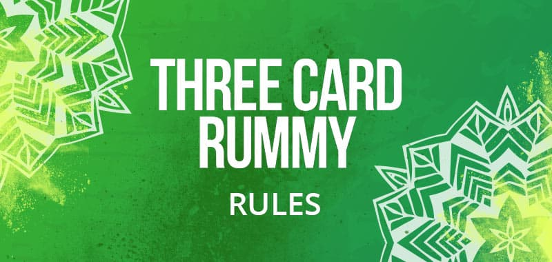 Online Rummy Rules