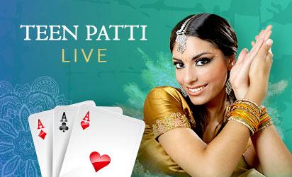 Teen Patti Live Casino