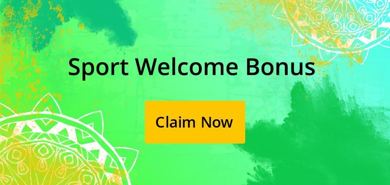 Sports Welcome Bonus Claim Now