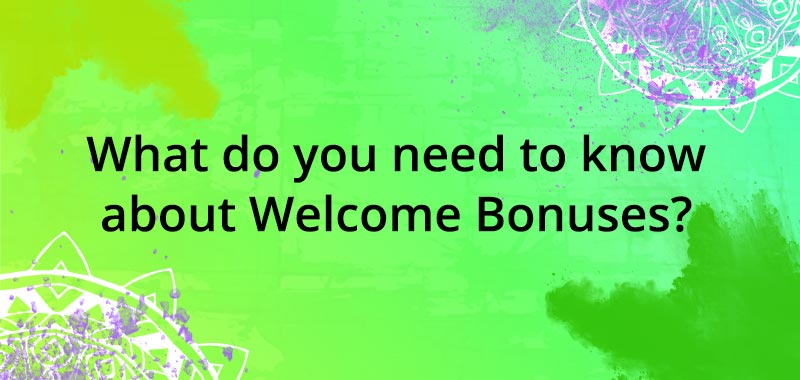 Sports Welcome Bonus Information
